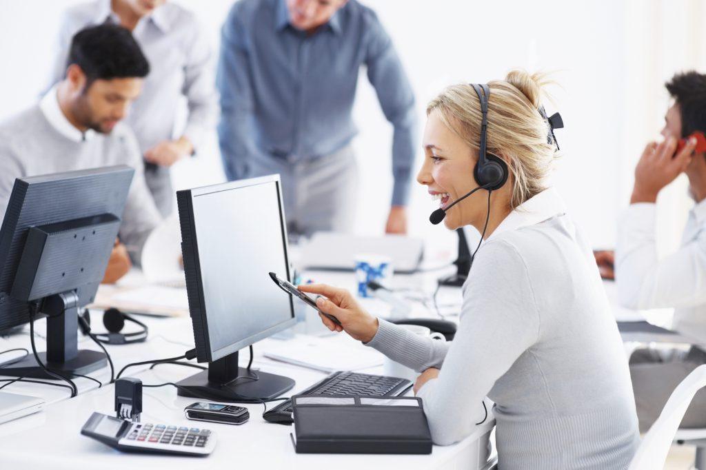 Service de call-center en Belgique